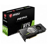 Gaming Graphics Card MSI NVIDIA RTX 2080 AERO 8 GB GDDR6