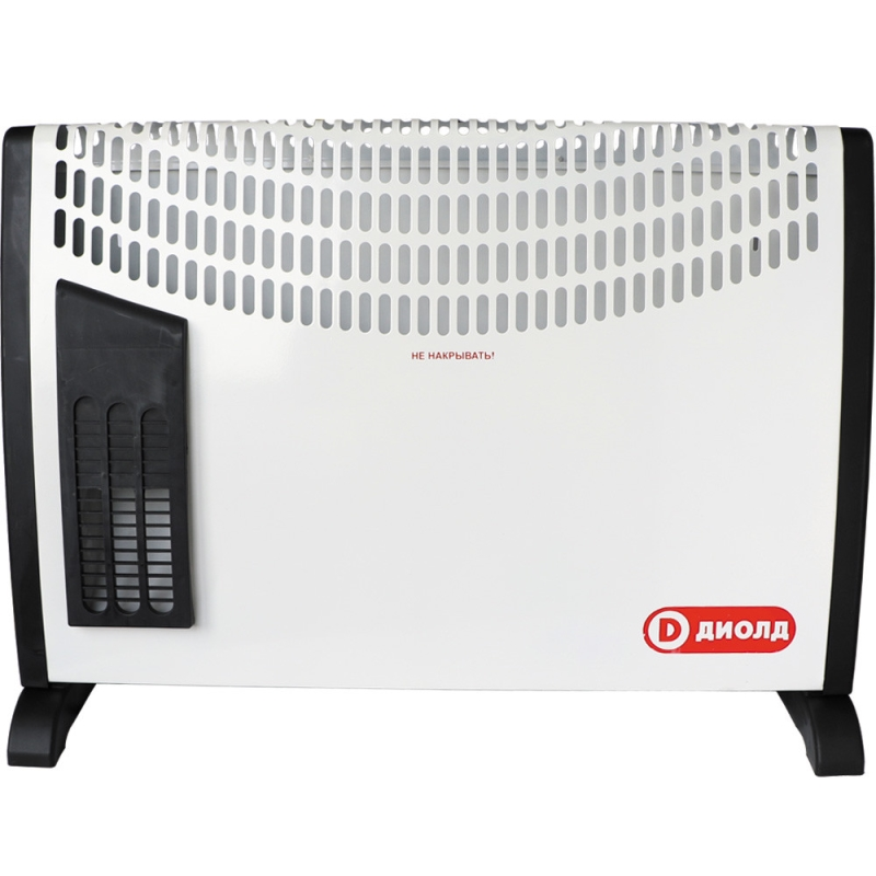цена Convection heater Diode КЭ-2-01 (power consumption 750/1250/2000 W, temperature control) онлайн в 2017 году