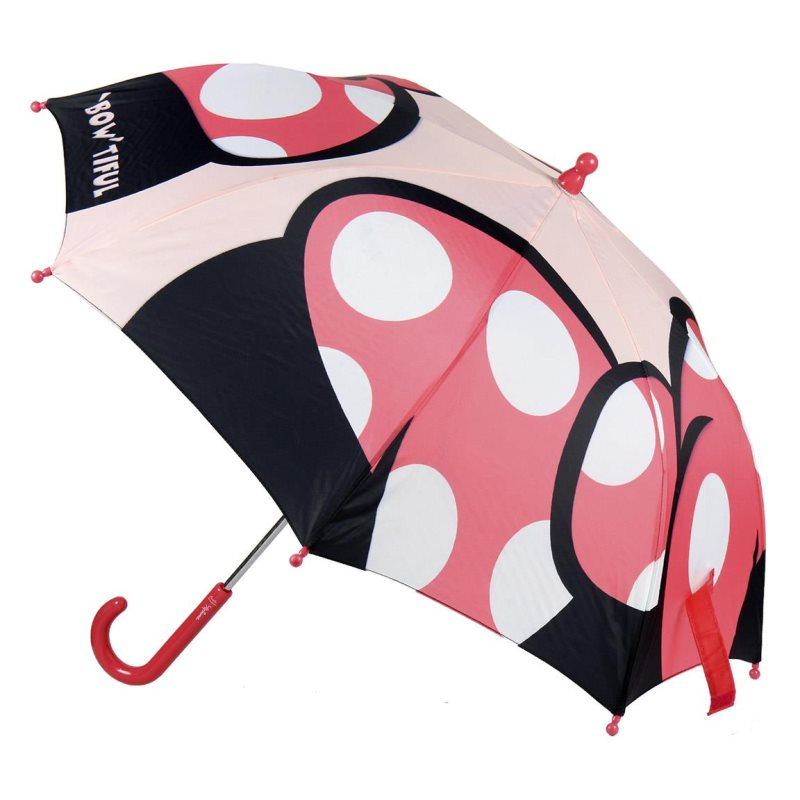 Paragua Handbook Minnie Disney 42 Cm.