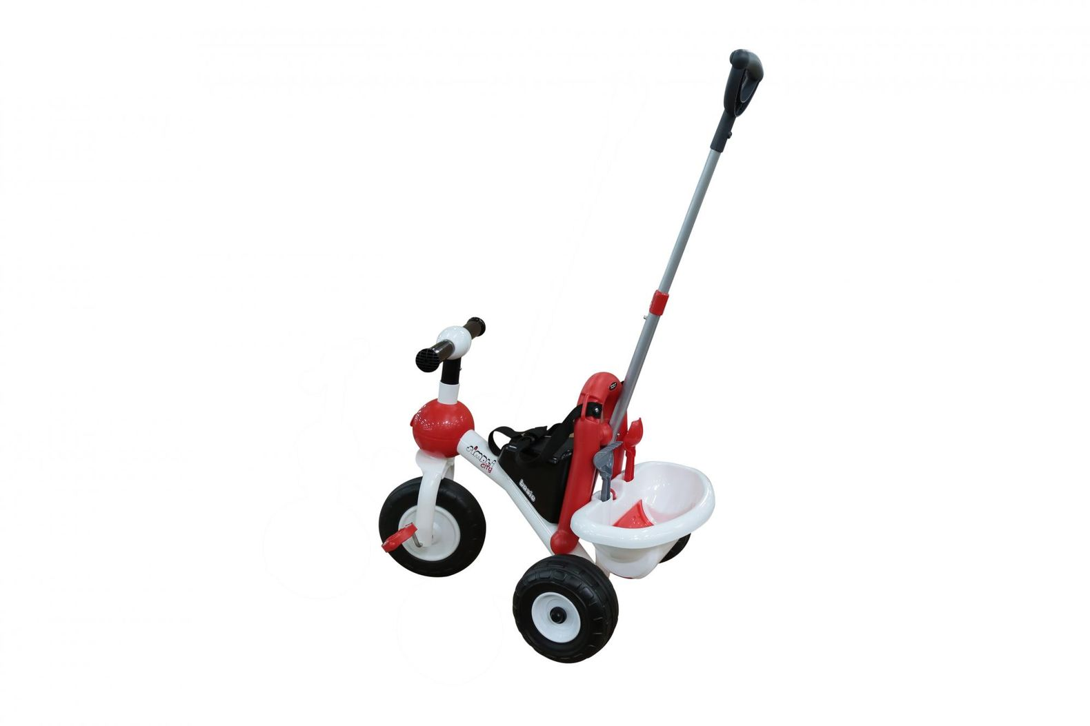 Bike 3 wheel Wet with handle and strap with a set of 2 items
