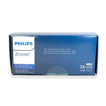 Philips Zoom NiteWhite Teeth Bleaching Gel 3 syringes 10% 16% 22% ACP Tooth Whitening Kit whiten teeth standard kit