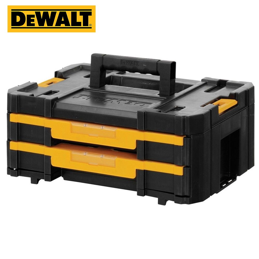 Tool Box DeWalt DWST1-70706 Tool Accessories Construction Accessory Storage Box Delivery From Russia