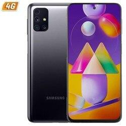 Samsung galaxy m31s черный мобильный телефон-6,5 '/16,51 см-cam (Внутренняя память 64 + 12 + 5 + 5)/32mp - oc - 128 ГБ-6 ГБ ОЗУ-android-4g-двойной
