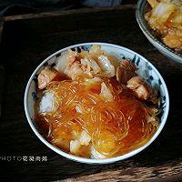 #太太乐鲜鸡汁芝麻香油#大锅菜的做法图解10