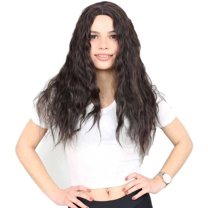 Fluffy and Wavy 28 inch Bob Wig Brazilian 10 colors Human Hair Wigs Straight Bob Human Hair Wigs Black Women full Machine