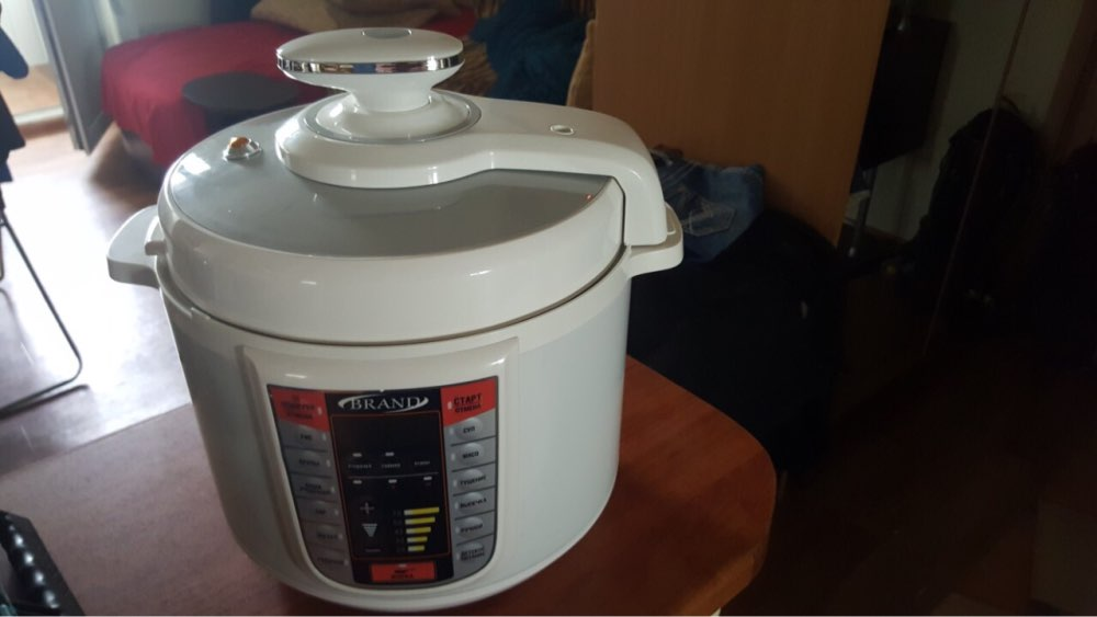 BRAND6051 Electric Pressure Cooker, 5L multicooker, Multivarka Cooking fast Rice Steamer Digital control-in Electric Pressure Cookers from Home Appliances on AliExpress - 11.11_Double 11_Singles' Day