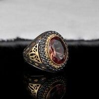 Handmade Mens Silver Zultanite Ring, Man 925 Silver Ring, Zultanite Ring, Silver Handmade Oval Zultanit Ring