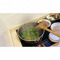 潮汕湿炒芥兰牛肉炒粿条的做法图解15
