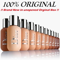 %100 Original Dior Backstage Face & Body Foundation all color options face foundation skin makeup 50 ML