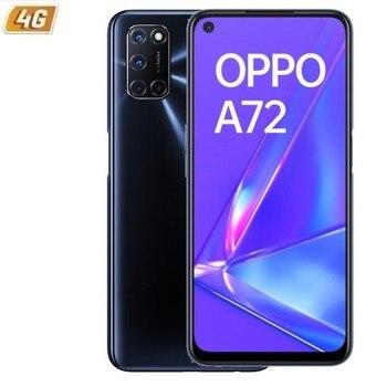 Перейти на Алиэкспресс и купить Oppo a72 сумерки черный чехол для мобильного Smartphone-6.5 '/16,5 см-snapdragon 665 - 4 Гб оперативной памяти-128 ГБ-cam (48 + 8 + 2 + 2)/16 Мп-4g android