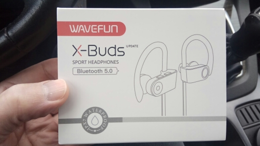 Wavefun X Buds Bluetooth 5.0 Earphone IPX7 waterproof AAC wireless Headphones sports earbuds with mic for iPhone xiaomi Huawei|bluetooth earphone with mic|bluetooth earphoneearphone with mic - AliExpress
