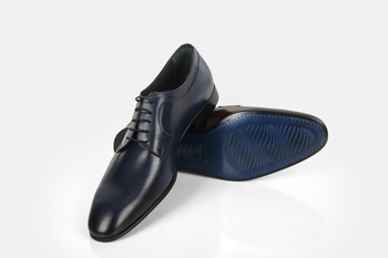 Modern Comfortable Stylish Four Season Men's Shoes Hand Painted Personalized 100% Genuine Leather