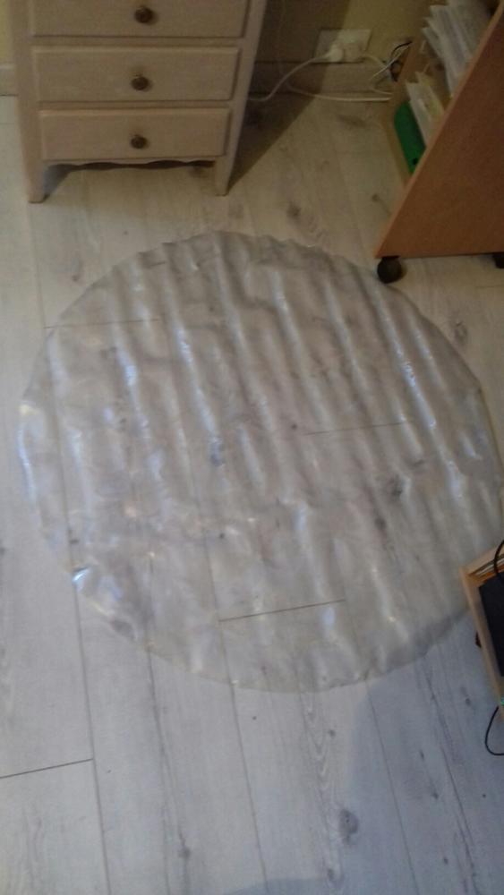 -- Protetores Plástico Transparente