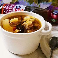"""#美食说出""""新年好""""#泡笋养生土鸡汤的做法图解9"""