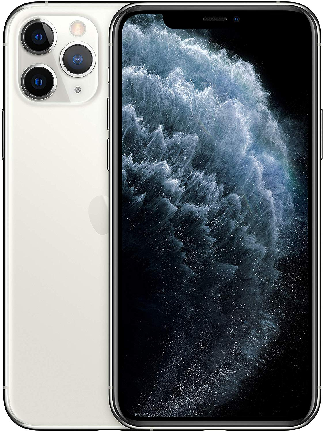 Phone Apple IPhone 11 Pro, Silver Color (Silver), 4 GB RAM, 256 GB ROM, OLED Display Super Retina XDR 5,8