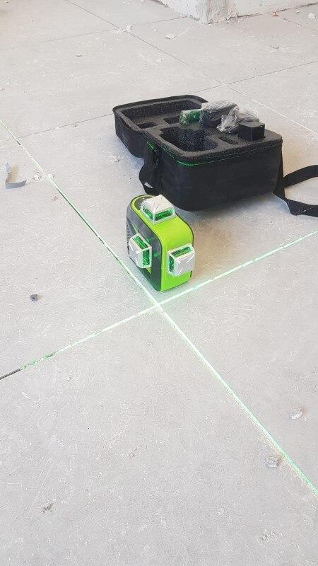 Huepar 12Lines 3D Laser Level Self-Leveling photo review