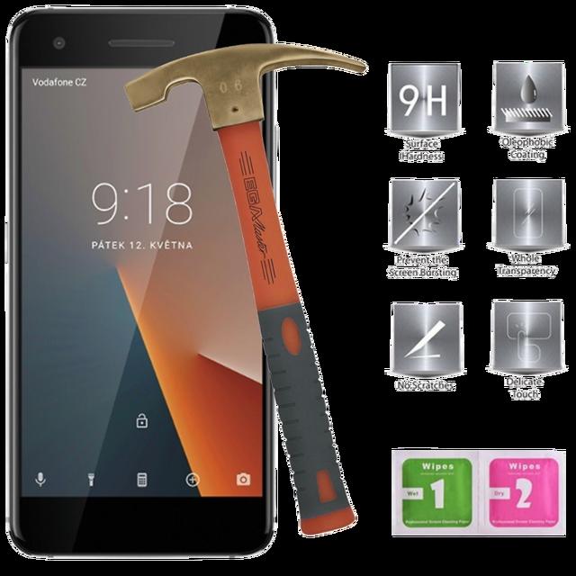 Protecteur décran écran en verre trempé pour Alcatel 1S (4G) 5.5