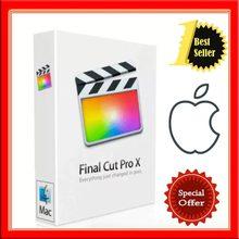 Final Cut Pro X 10.5✅Version complète✅2021✅Permis vie✅Livraison rapide