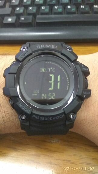 שעון יד יוקרתי לגבר דגם 2079 photo review