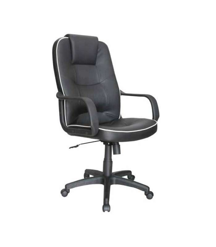 Swivel Chair Young Black