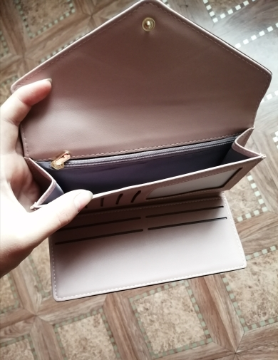 Carteiras Estilo Designer Envelope