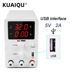Image 1 - 30v 10a Labor Netzteil Digitale Display Einstellbar Schalt DC Power Supply Voltage Regulator 220 v 110v Neue eingetroffen