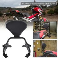 Motorcycle Backrest Rear Passenger Seat Sissy Bar Cushion for 2017 2018 Honda X ADV X ADV XADV 750 Motorcycle Accessories Parts