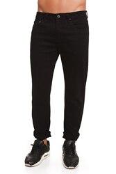 CR7 Jeans voor mannen Kleur Zwart Jeans Casual Casual Super Skinny Basic met Zakken CRD027A