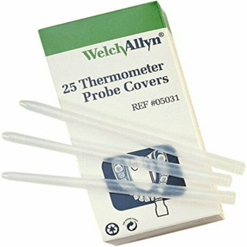 12boxes Welch Allyn 05031 SureTemp Plus Probe Covers 25pcs/box 1