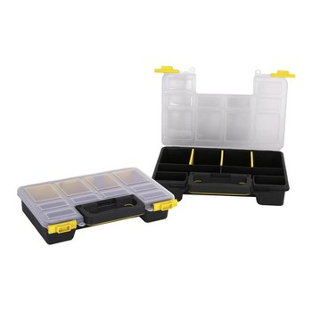 Toolbox with Compartments Forli Bricotech (29 x 20 x 6 cm)