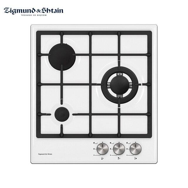 Газовая варочная поверхность Zigmund & Shtain GN 238.451 W