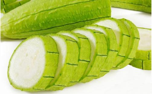 冬瓜与丝瓜可以一起吃,食材的禁忌-养生法典