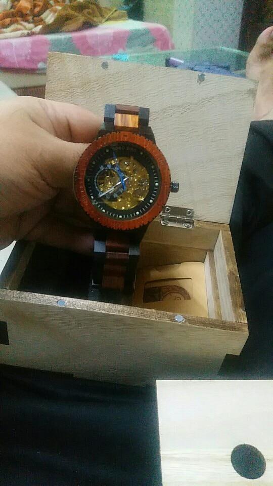 -- Personalizado Relógio Pássaro