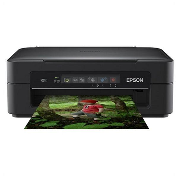 Multifunction Printer Epson Expression Home XP-255 Black