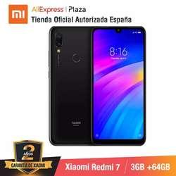 [Глобальная версия для Испании] Xiaomi Redmi 7 (Memoria interna de 64 ГБ, ram de 3 ГБ, Bateria de 4000 мАч)