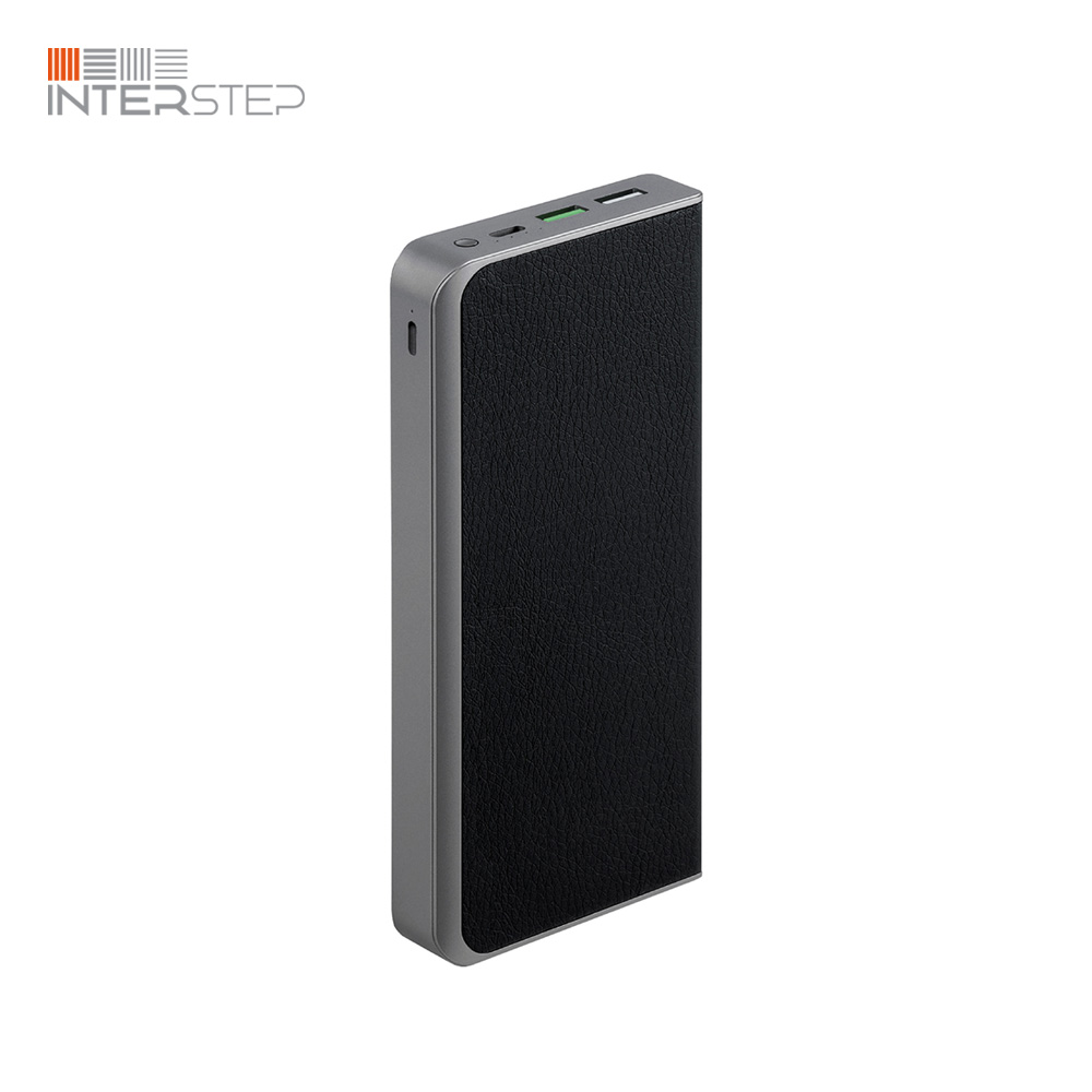 External Battery INTERSTEP PB10Qi with wireless charging 5v 3200mah external charging battery usb cable for samsung i9500 i9300 n7100 silver