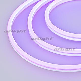 029372 Flexible Neon Galaxy-1608-5000cfs-2835-100 12 V Purple (16x8mm, 12W, IP67) Arlight Blister 5 M