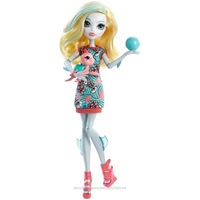 Monster High doll school of monsters lagoon blue with pet (Monster High lagoon blue ghouls beast pet)