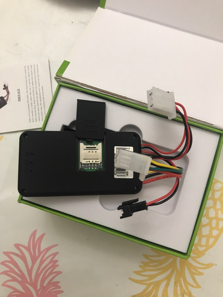 Rastreadores GPS Controle Controle Localizador