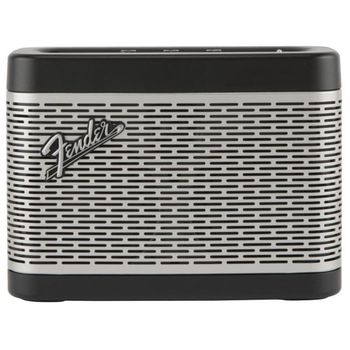 Portable Bluetooth Speakers Fender 25233 USB 30W Black