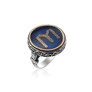 Кольцо для мужчин из серебра 925 пробы, кольцо для мужчин, кольцо для мужчин