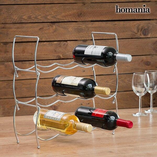 Mobilya'ten Bar ve Şarap Dolapları'de Homania istiflenebilir şişe rafı (12 şişe)