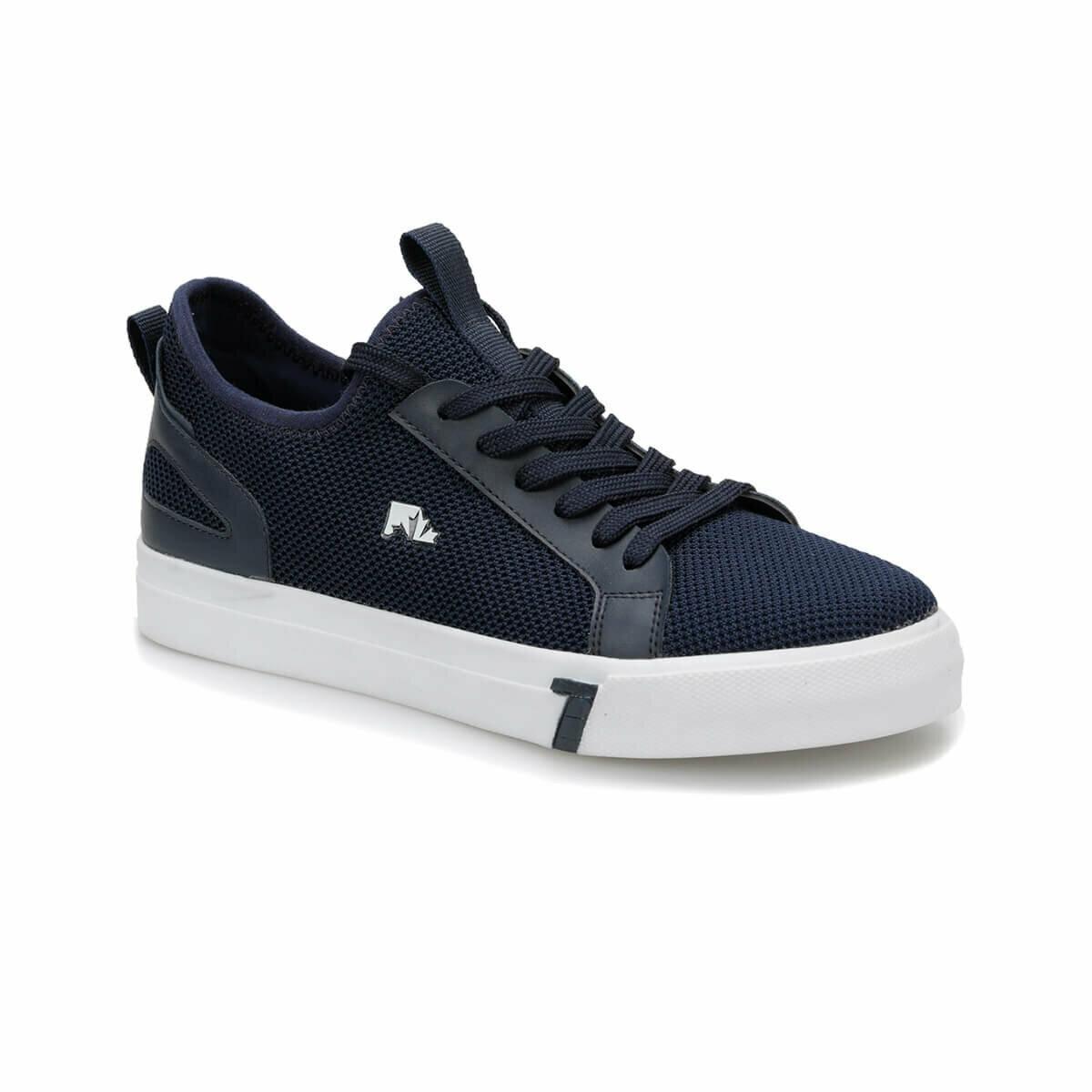 FLO NAPOLI Navy Blue Men 'S Sneaker Shoes LUMBERJACK