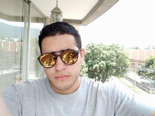 Óculos de sol Keithion Rodada Óculos