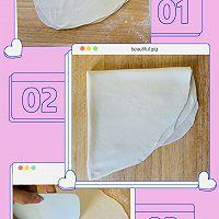 千层牛肉馅饼的做法图解4