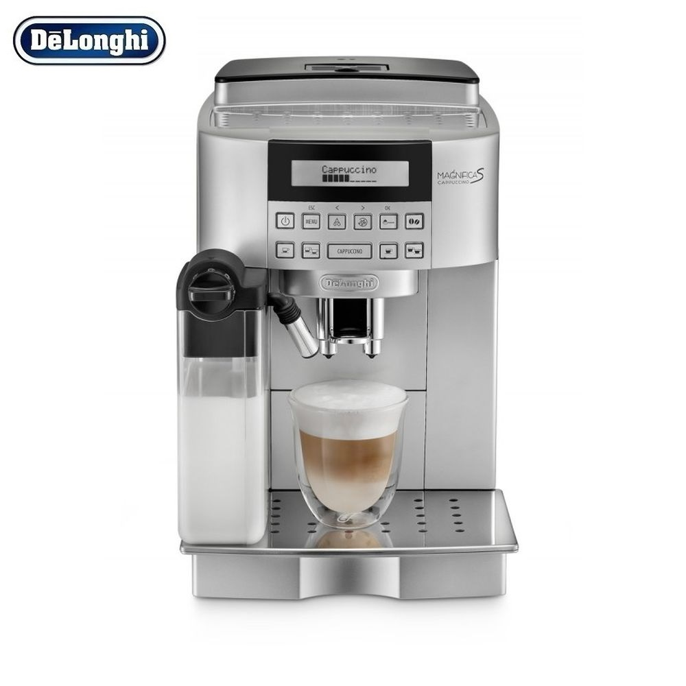 Coffee Machine De'Longhi ECAM 22.360 S Kitchen Automatic Coffee Machines Automatic Coffee Maker Cappuccino Kapuchinator Automat