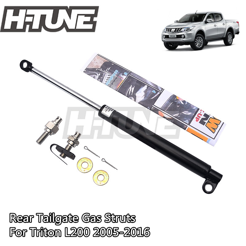 4x4 accessories high performance tail gate spring kits for Triton 2013-2016 diff drop kit for hilux
