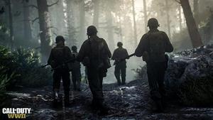 Игровой оригинальный товар Call Of Duty для PS4 Второй мировой войны, быстрая доставка из Турции
