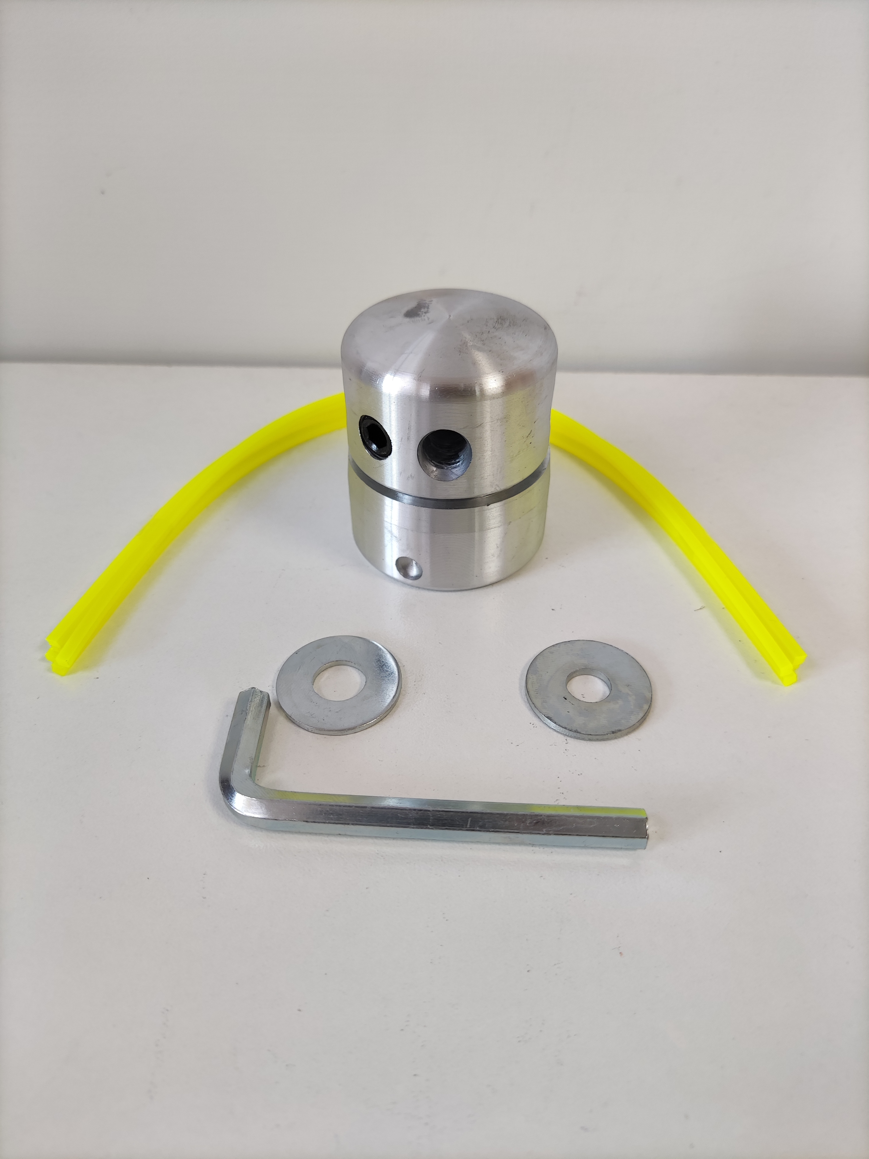 Aluminium Spoel Spoel Hoofd Op Trimmer Lynx