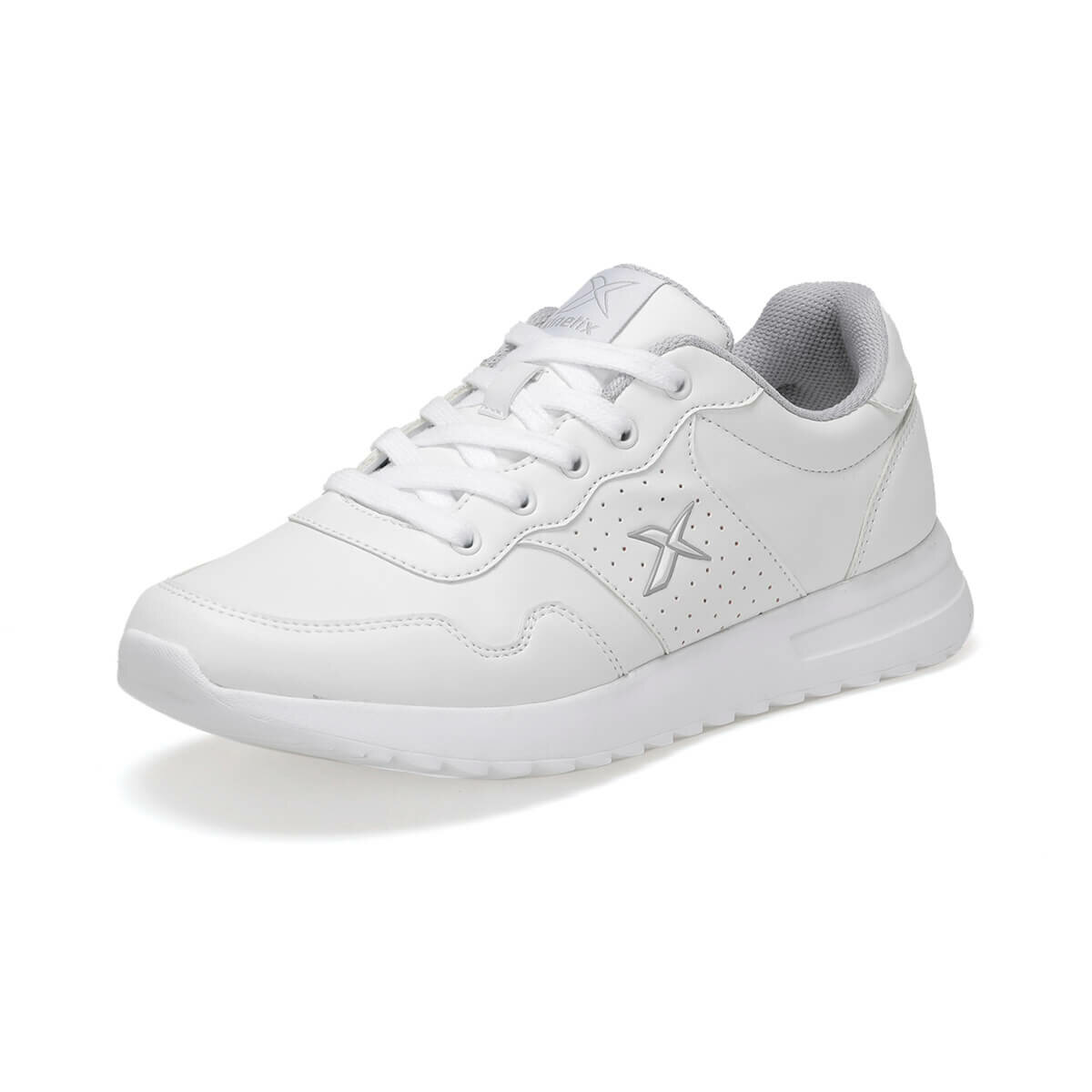 FLO FABIA PU M 9PR White Men 'S Sneaker Shoes KINETIX